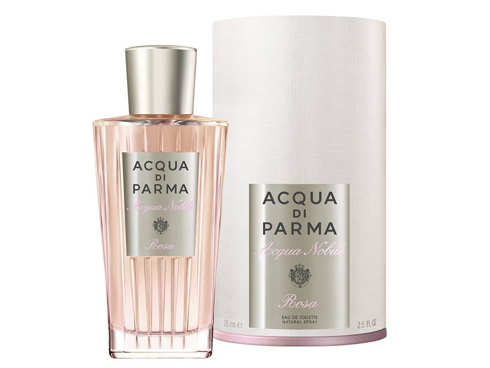 Acqua Nobile Rosa - Eau De Toilette NO BOX 125 ML.